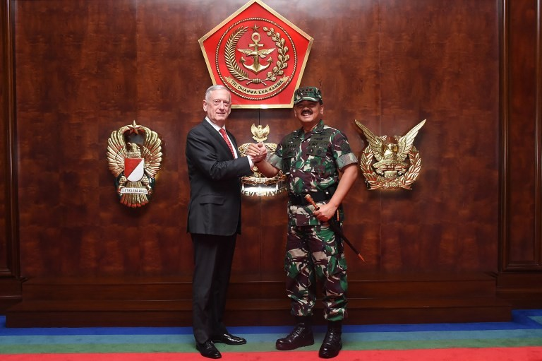 Indonesia-US defense ties at a turning point
