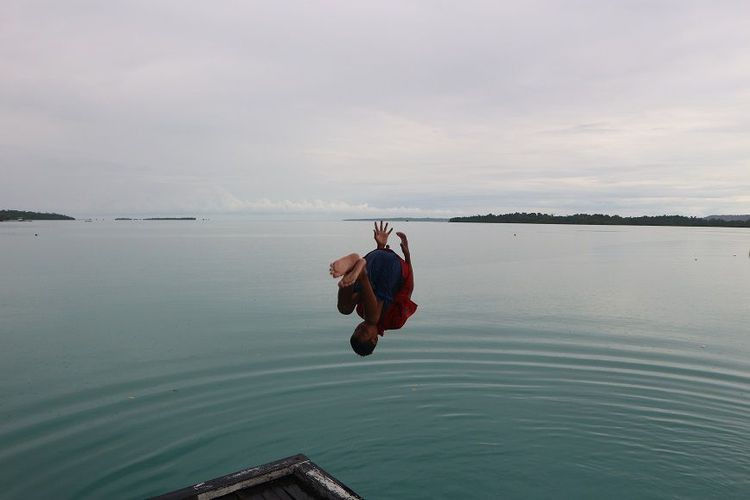 Alulu Bay, a still undiscovered gem in East Kalimantan