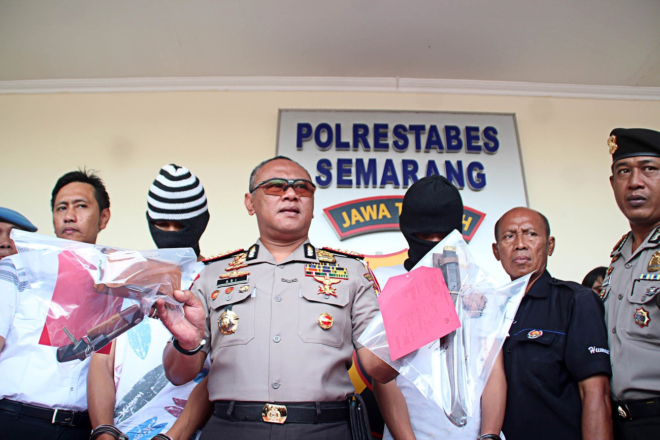 Students' alleged involvement in Semarang murder draws concern