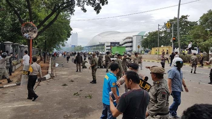 Bekasi school building vandalized in apparent act of revenge