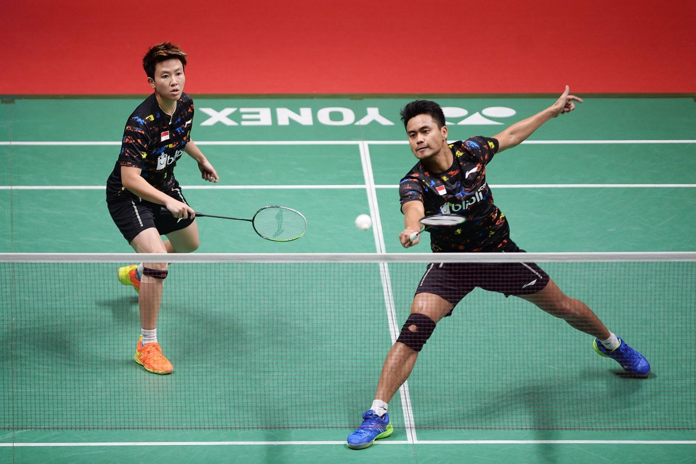 Tontowi and Liliyana win 2018 Indonesia Open title