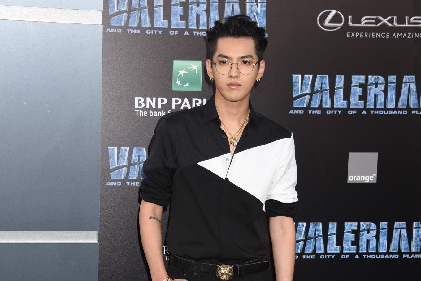 Kris Wu becomes first Chinese artist to sing at Super Bowl Live