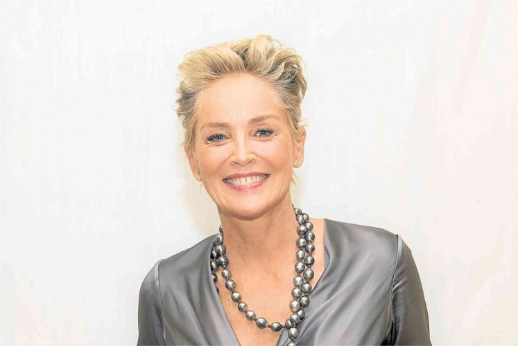 Sharon Stone is excited to star in HBO's 'Mosaic,' available in two forms—as an iOS/Android mobile app and as a straight six-episode TV series that debuted in the United States on Jan. 22.