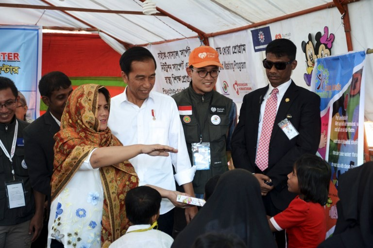 Indonesia, Bangladesh agree to boost economic ties