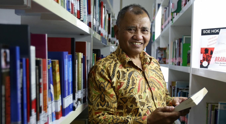 Catching up with KPK chairman Agus Rahardjo
