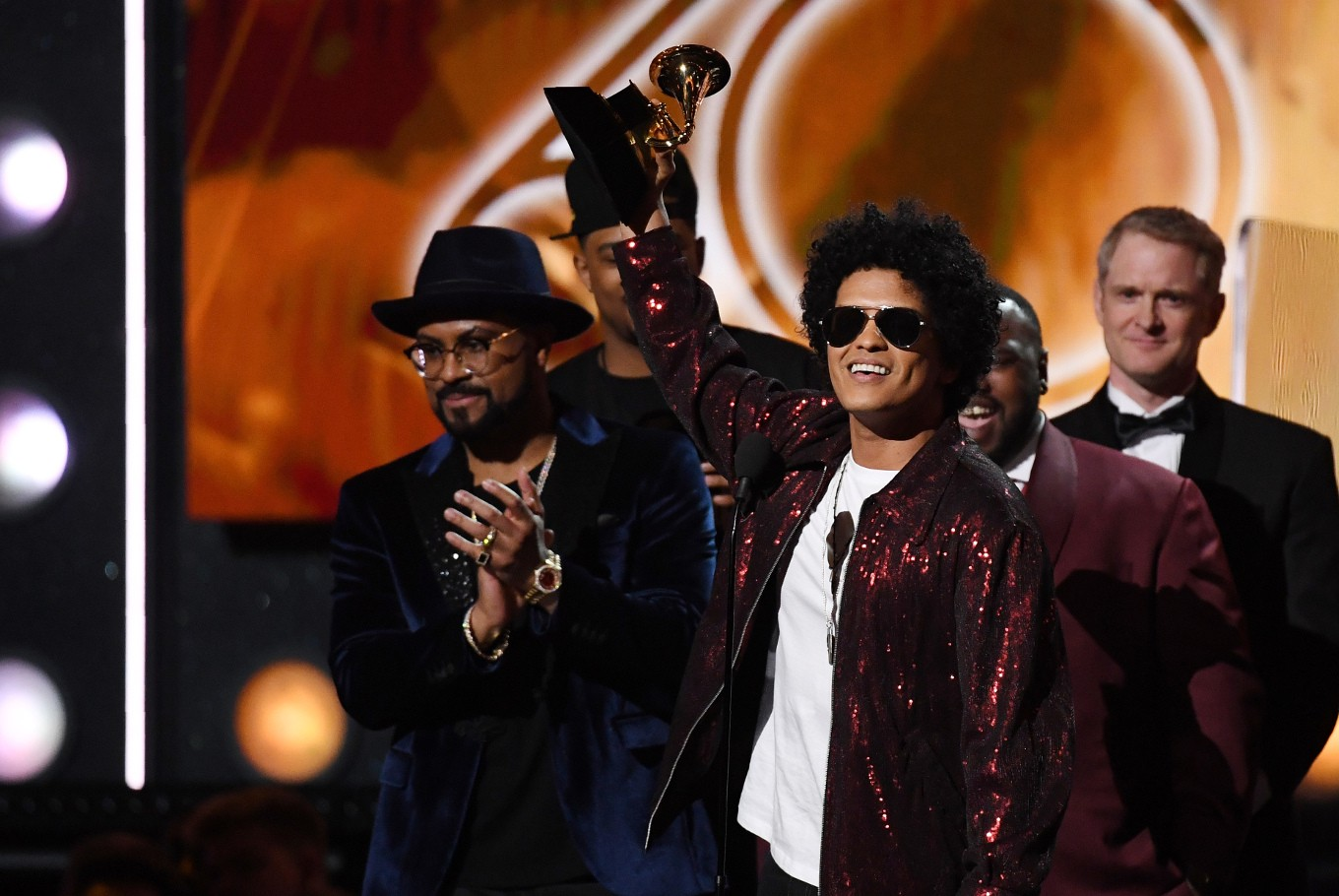 Bruno Mars blames 'sexual deviant' Ed Sheeran for West Java ban on songs