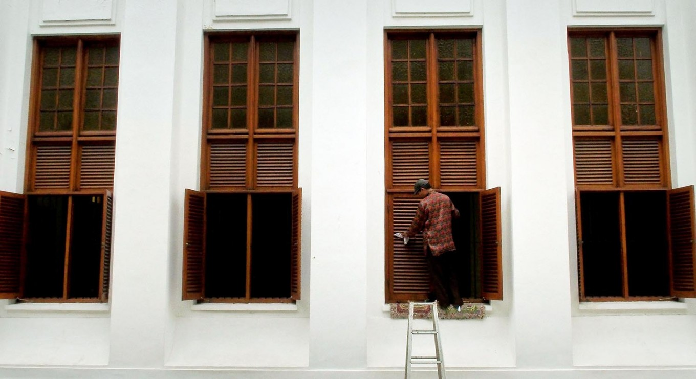 Semarang Old Town declared national cultural heritage site