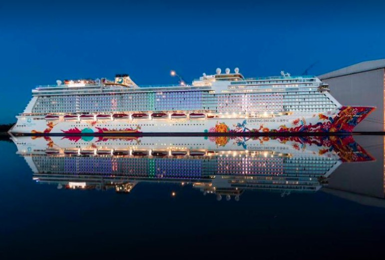 AI technology services coming soon to Genting cruise ship