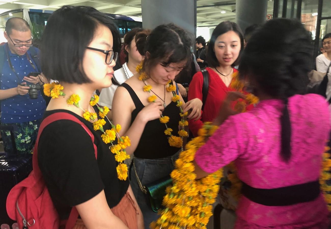 Garuda Indonesia opens two new routes to China