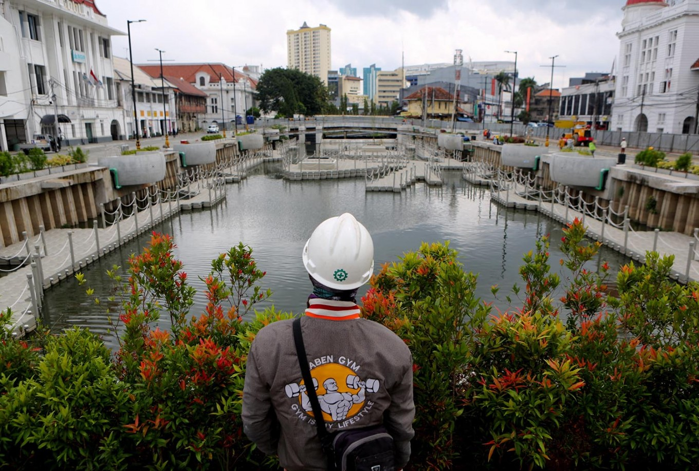491 years old Jakarta: An age for environmental health