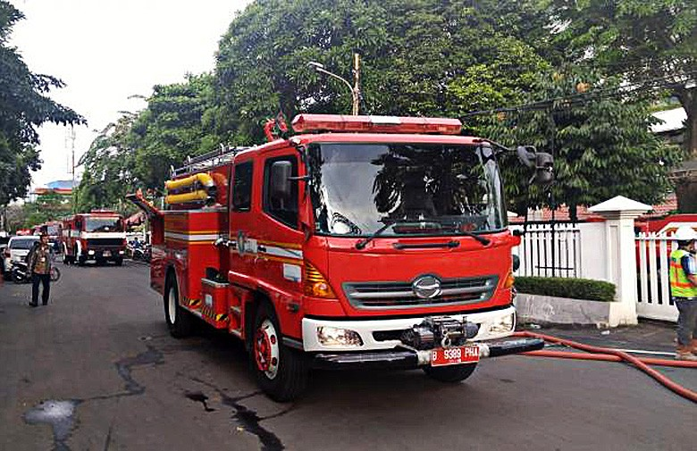 Two domestic helpers die in Bekasi fire
