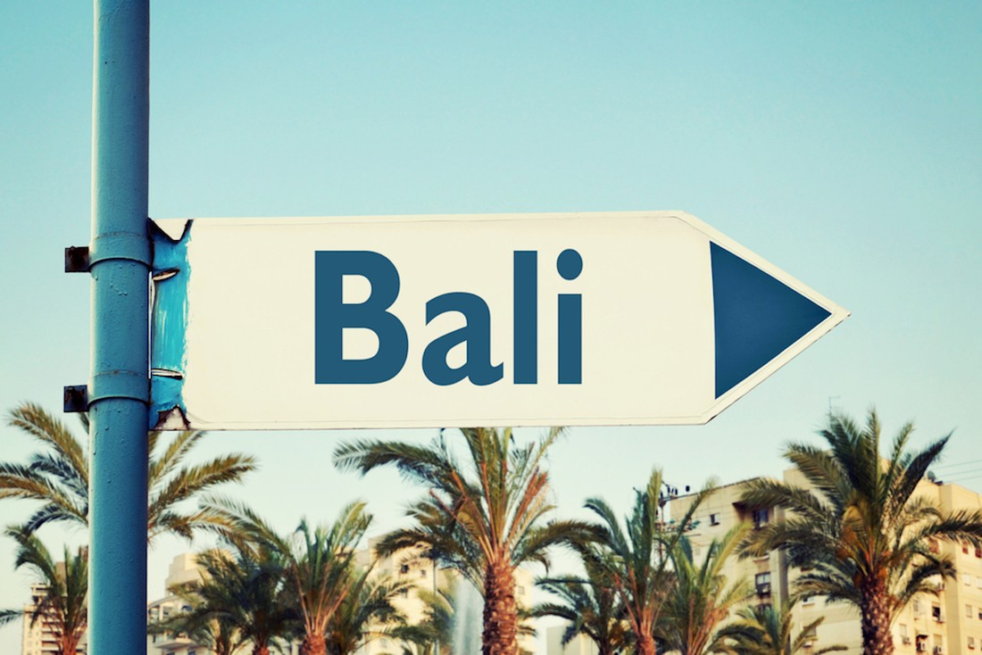 Public facilities in Bali to be written in Balinese alphabet