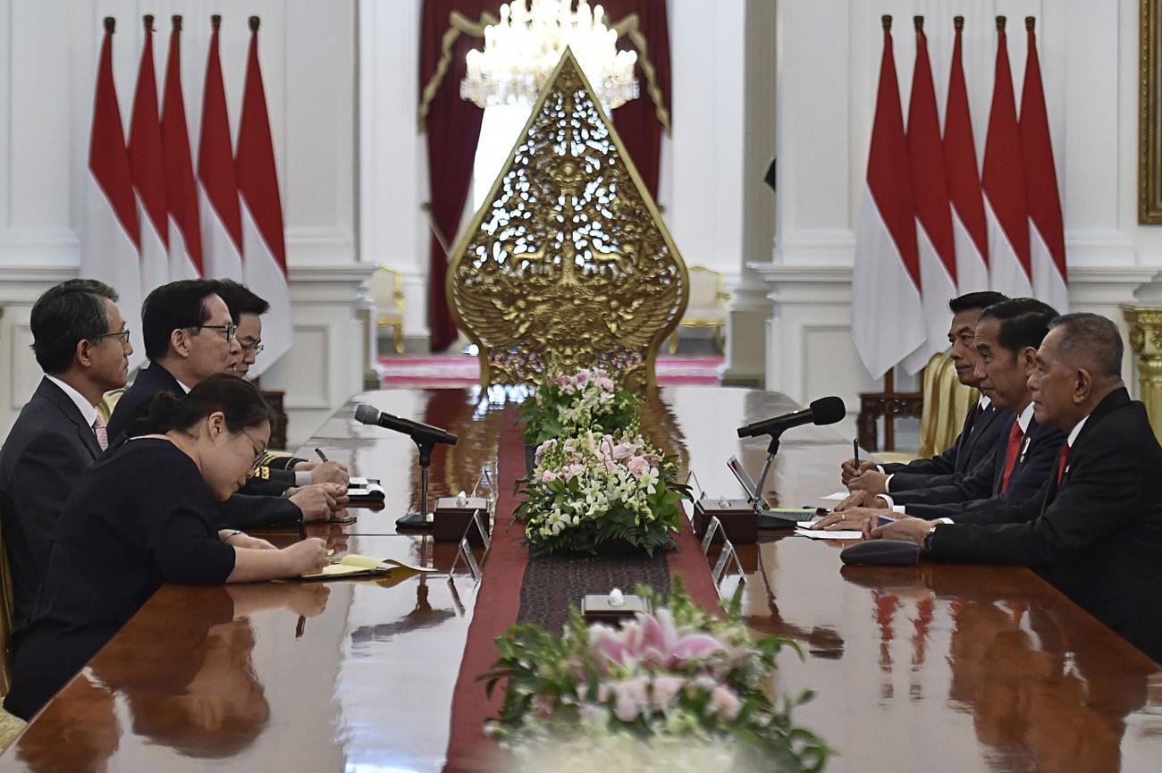 Indonesia, South Korea strengthen defense ties