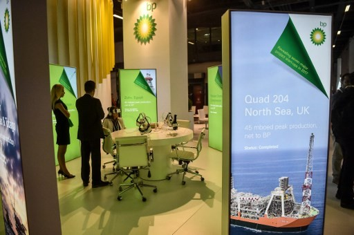 BP discovers North Sea oil and gas