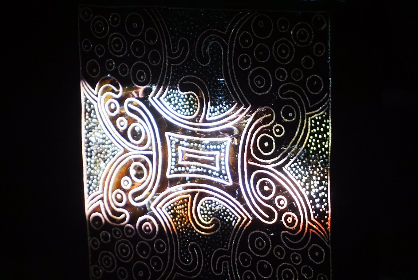 Patterns of meaning  Indonesian batik and contemporary art - Art ... 673d360054