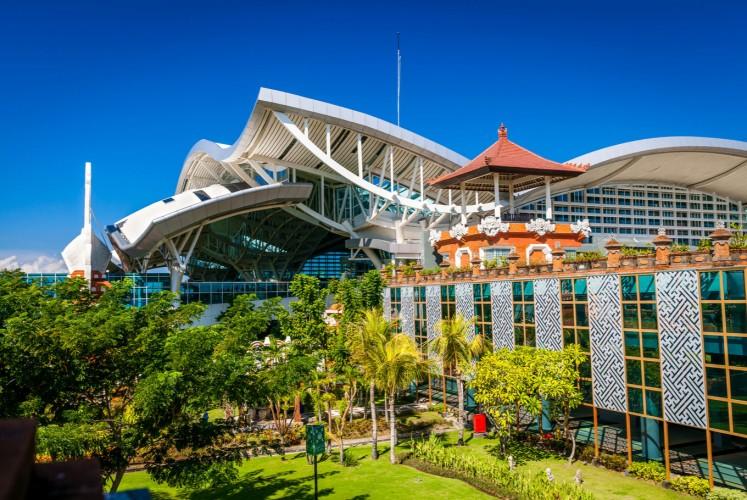 Ngurah Rai International Airport is the hub for all flights to Denpasar, Bali.