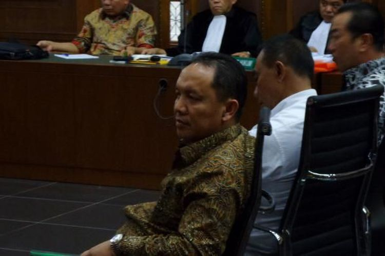 KPK names North Maluku regent bribery suspect