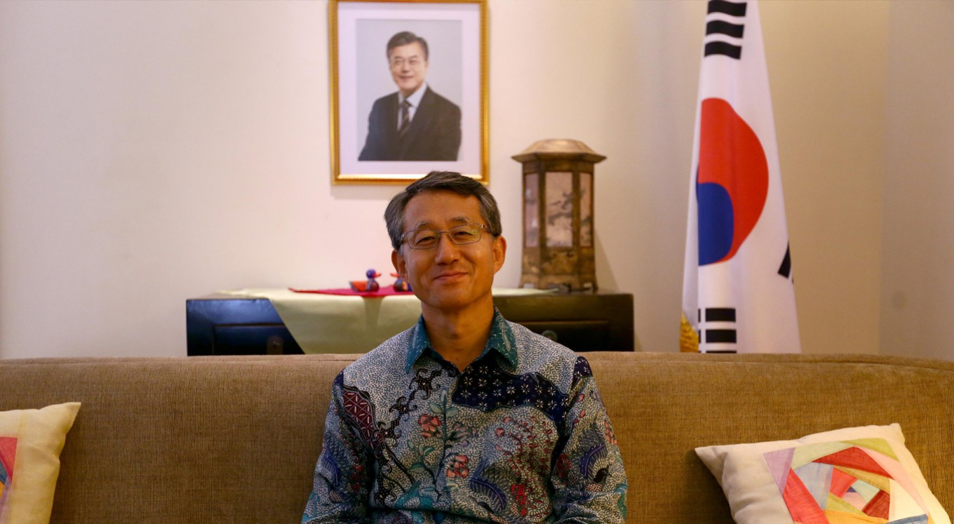 Meet The Ambassador:  South Korea's Cho Tai-young & his immersion in Indonesian ...