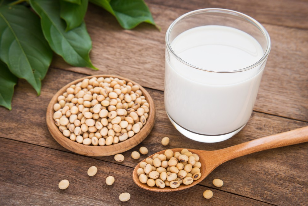Soy is the best plant-based milk alternative, says new study