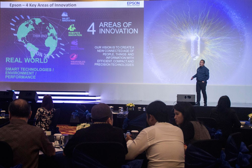 Epson Indonesia vows to strengthen B2B segment to face digital industrial revolution