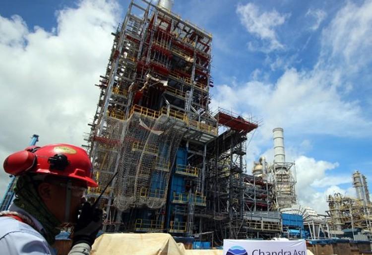Chandra Asri starts construction of polyethylene plant