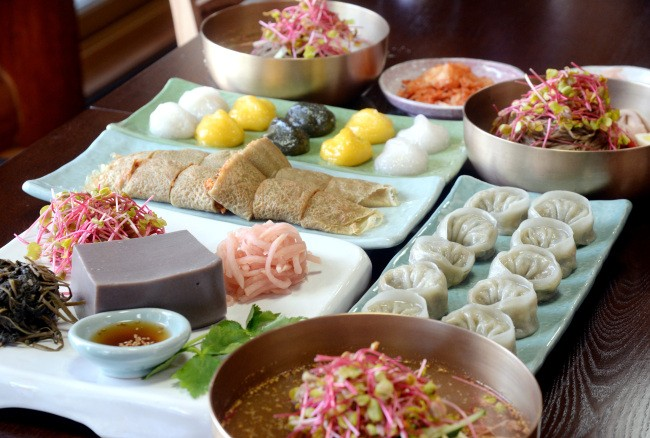 Three must-eat dishes in Gangwon Province