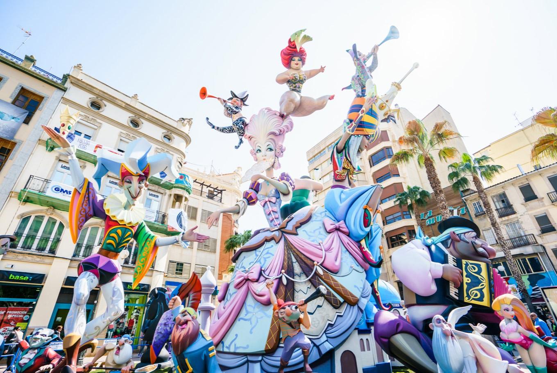 Valencia: A place for spring fiestas