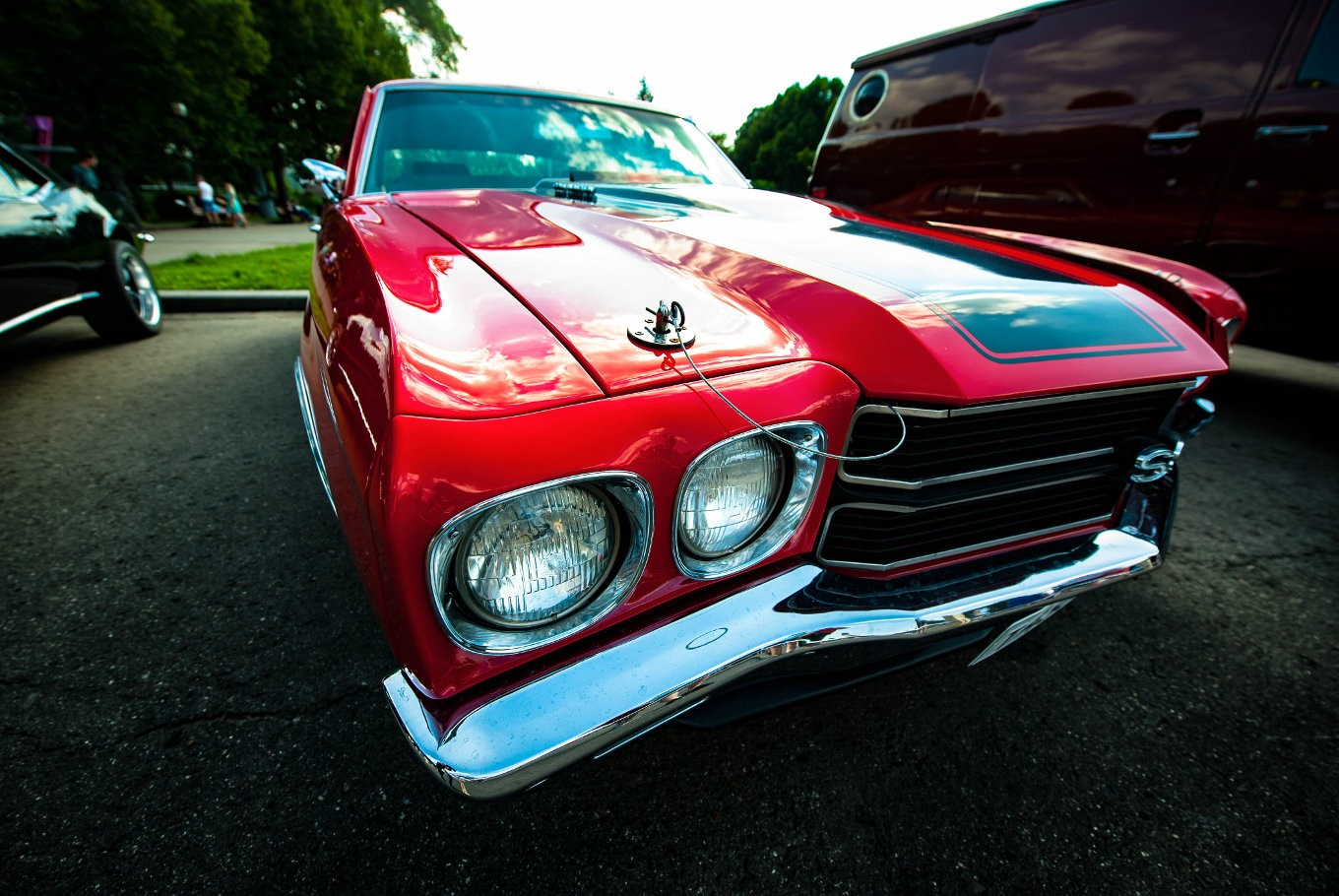 East Java transport museum adds new US 'muscle' to car