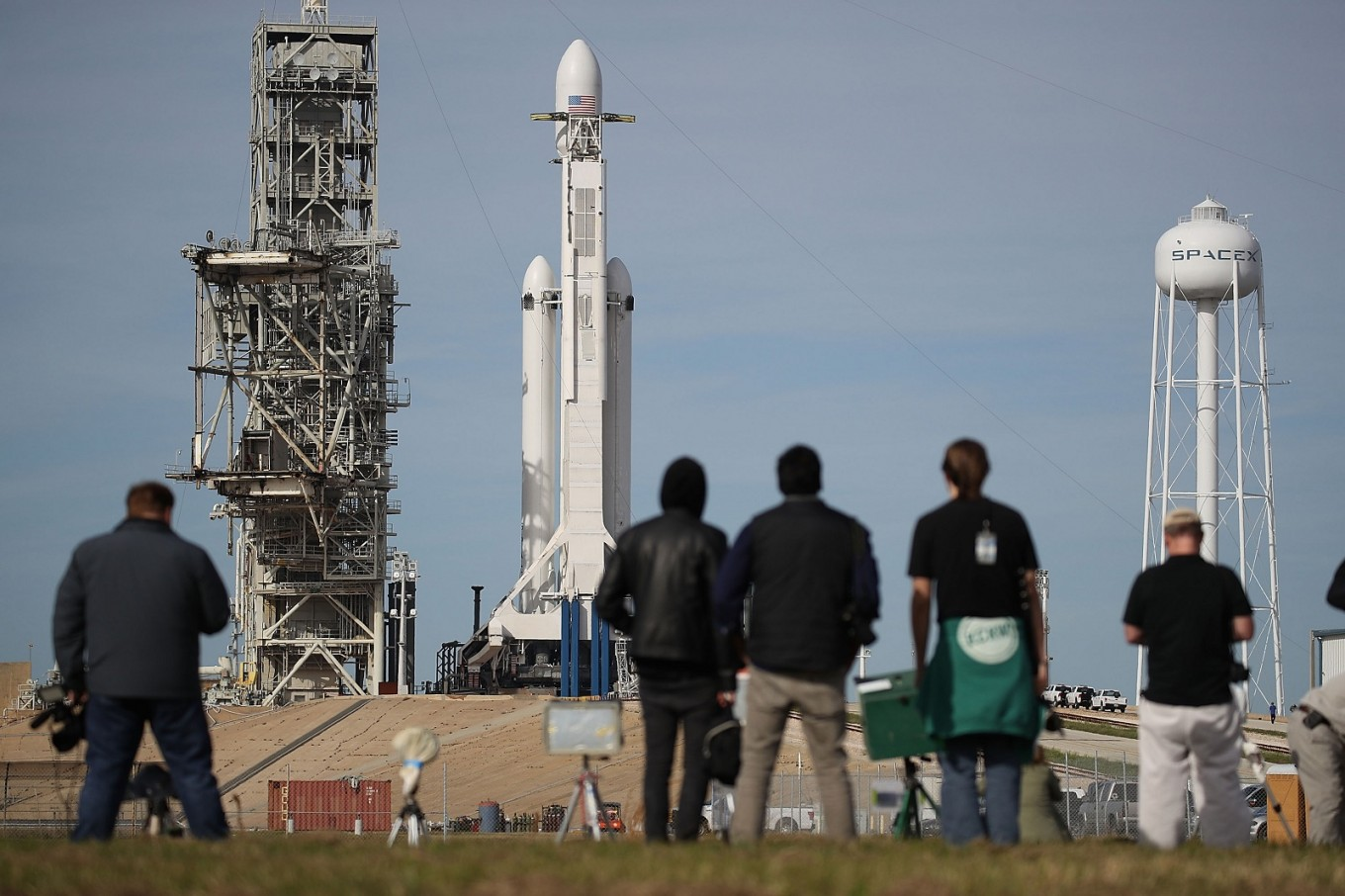 Five things to know about Elon Musk's space projects
