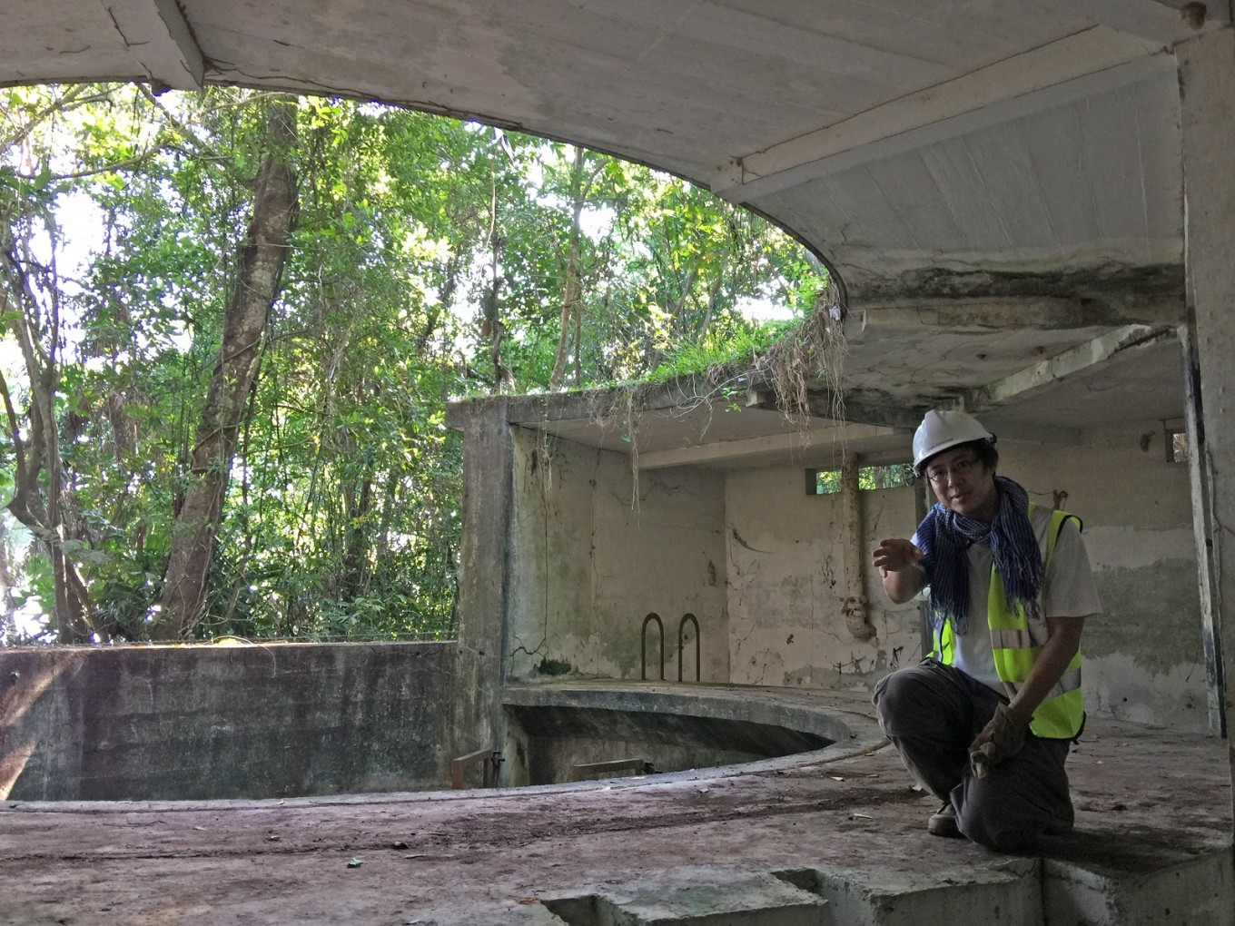 Singapore risks destroying past in race to build: Top archaeologist