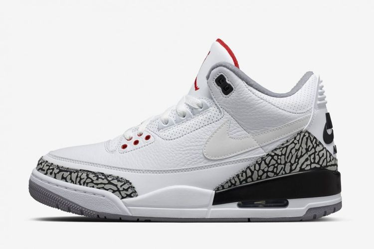 the best attitude 74924 6dd9c Justin Timberlake debuts limited edition Air Jordan 3 at ...