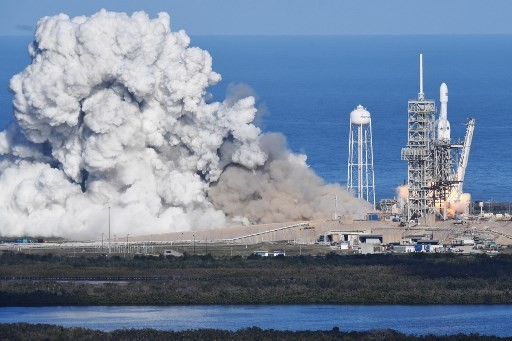 Who pays if Elon Musk's SpaceX launch fails?
