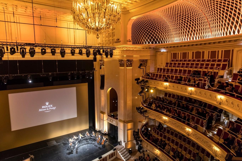 Rolex Arts Weekend celebrates creativity in Berlin