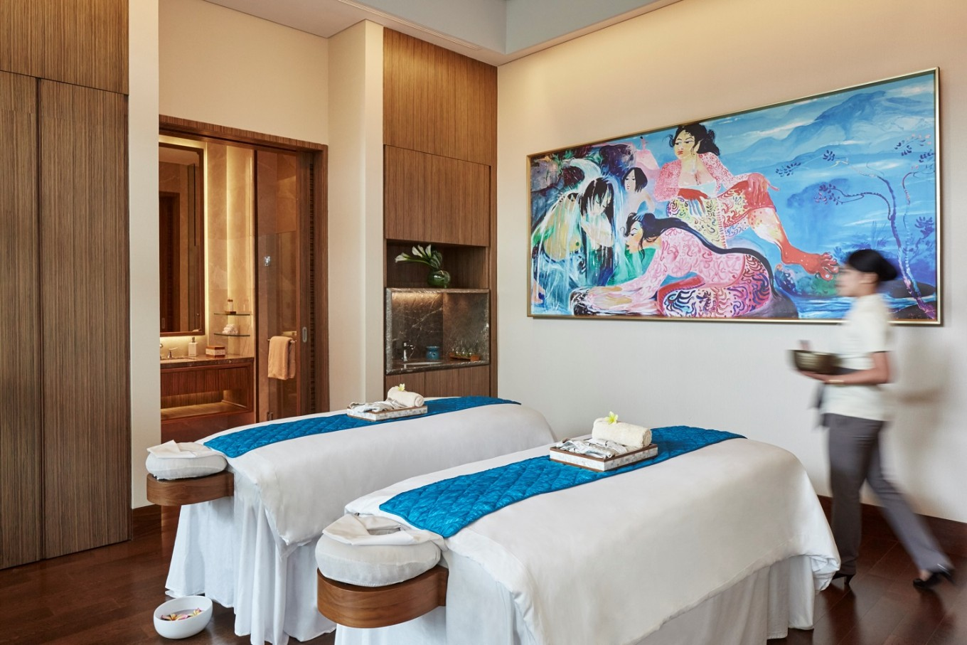 Four places to get couple's spa treatments in Jakarta