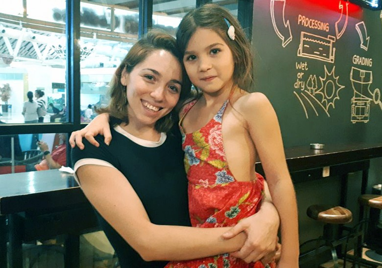 Kidnapped Argentine girl reunited with mother