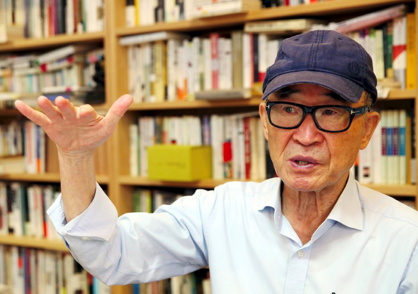 South Korea's top poet under fire over sexual abuse scandal