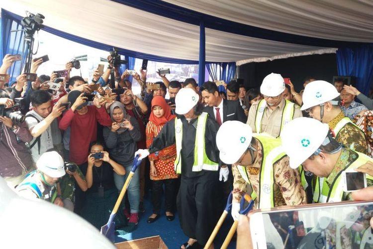 First modern fish market built in Jakarta