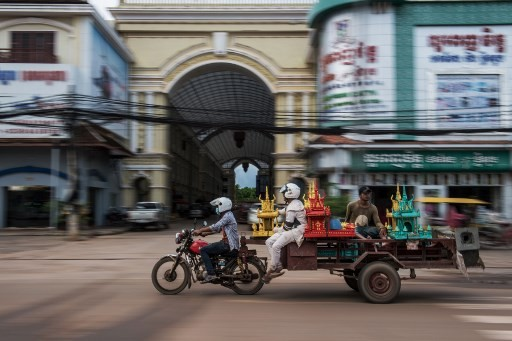 Foreigners held for 'pornographic' party in Cambodia released on bail
