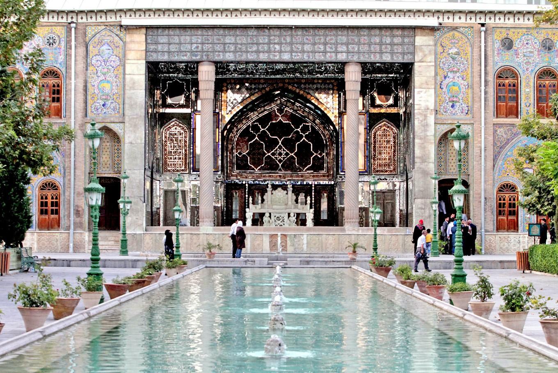 Tehran: A modern historic city