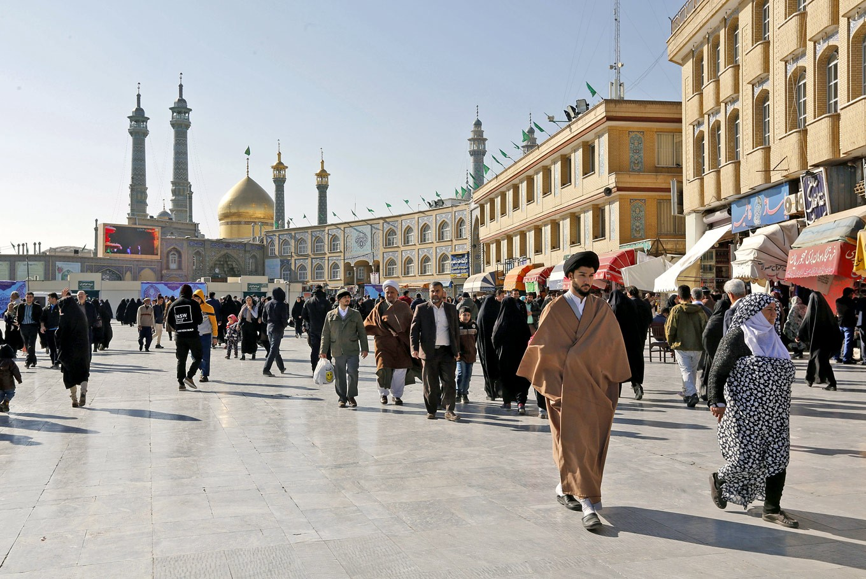 Qom: The city of saints, scholars