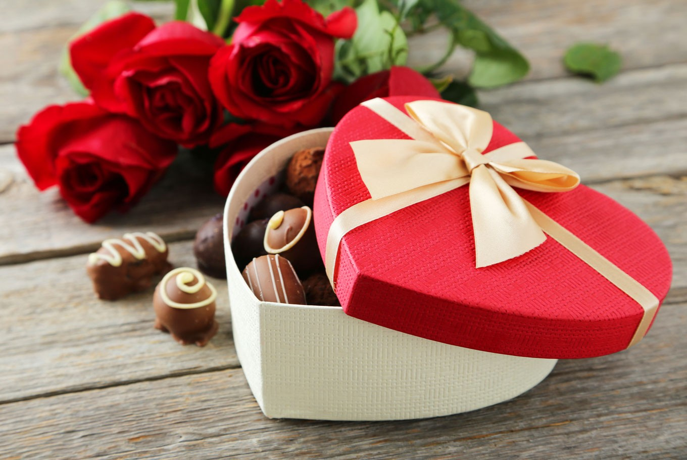 Chocolate, flower sales expected to soar ahead of ...