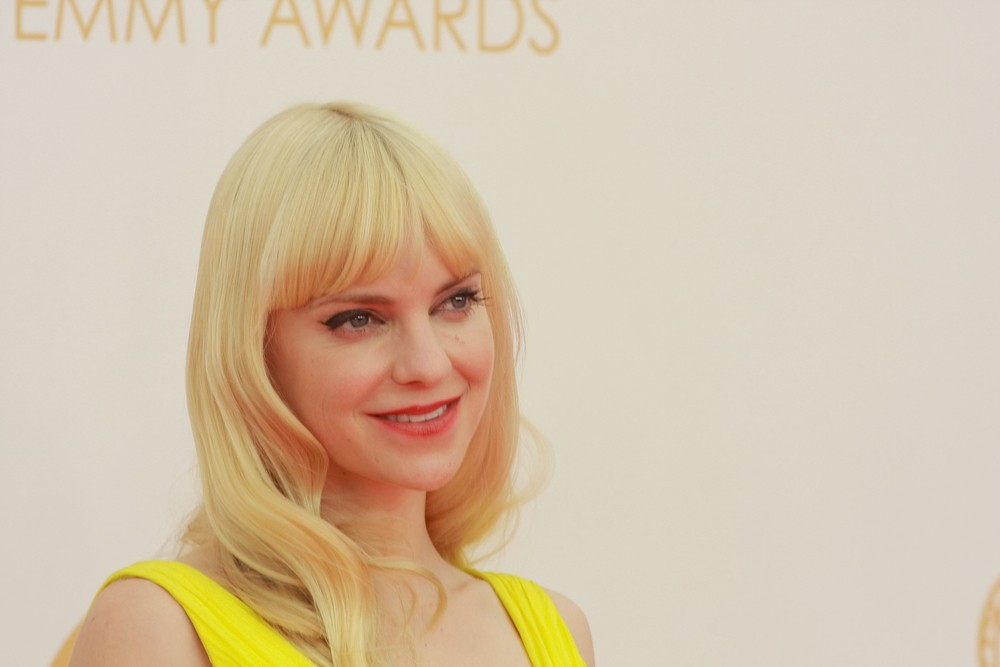 Chance to hang out with Anna Faris