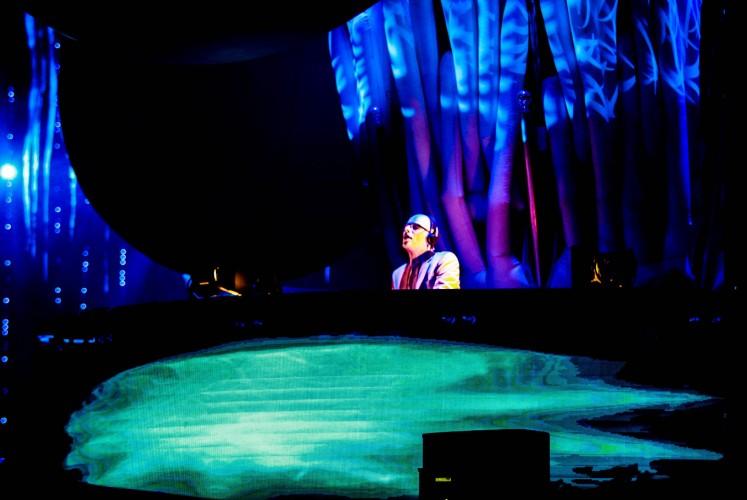 DJ Mr. White kicked off the first Sensation Jakarta.