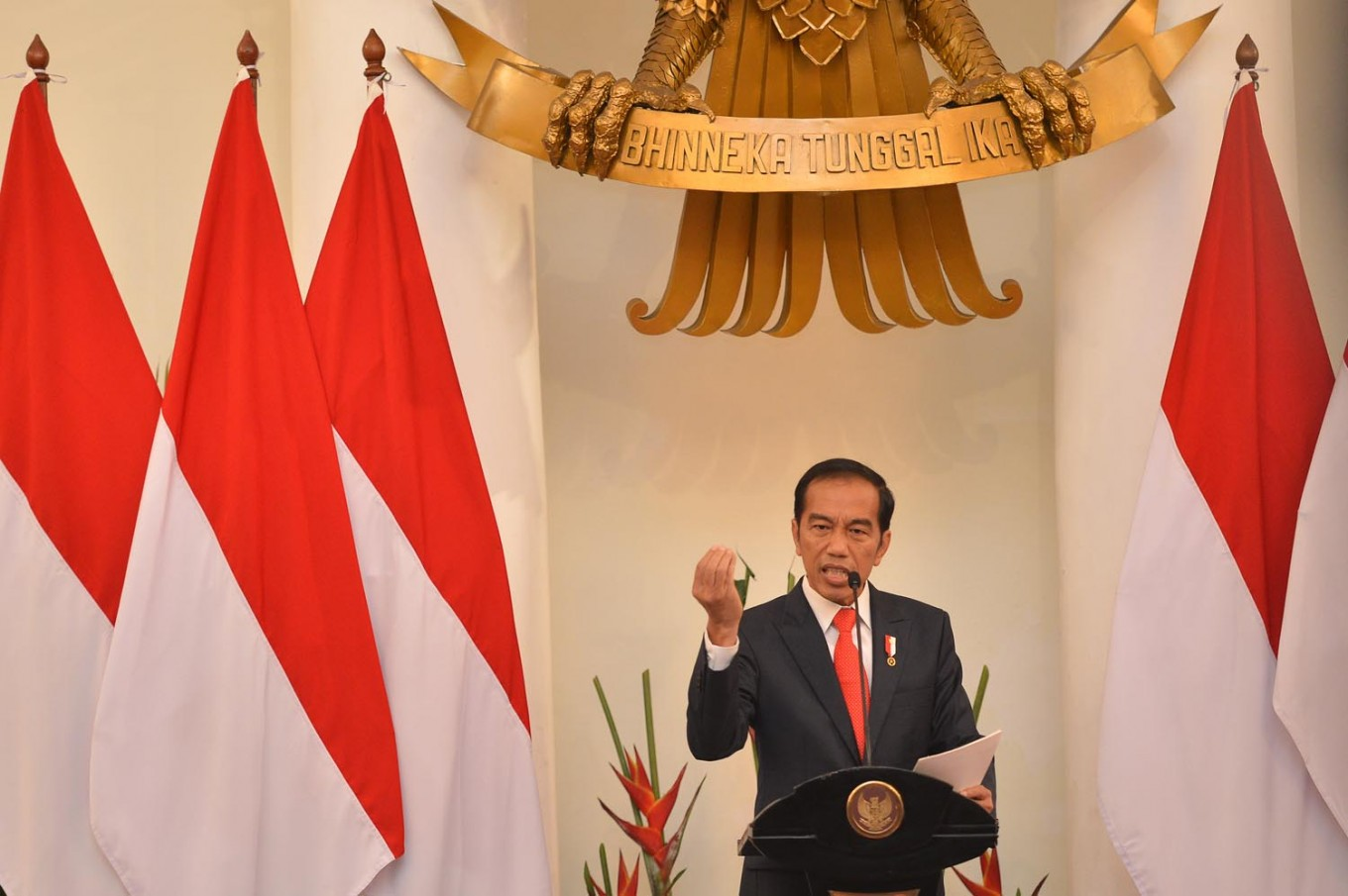 Jokowi 'strongly protests' EU stance on RI palm oil
