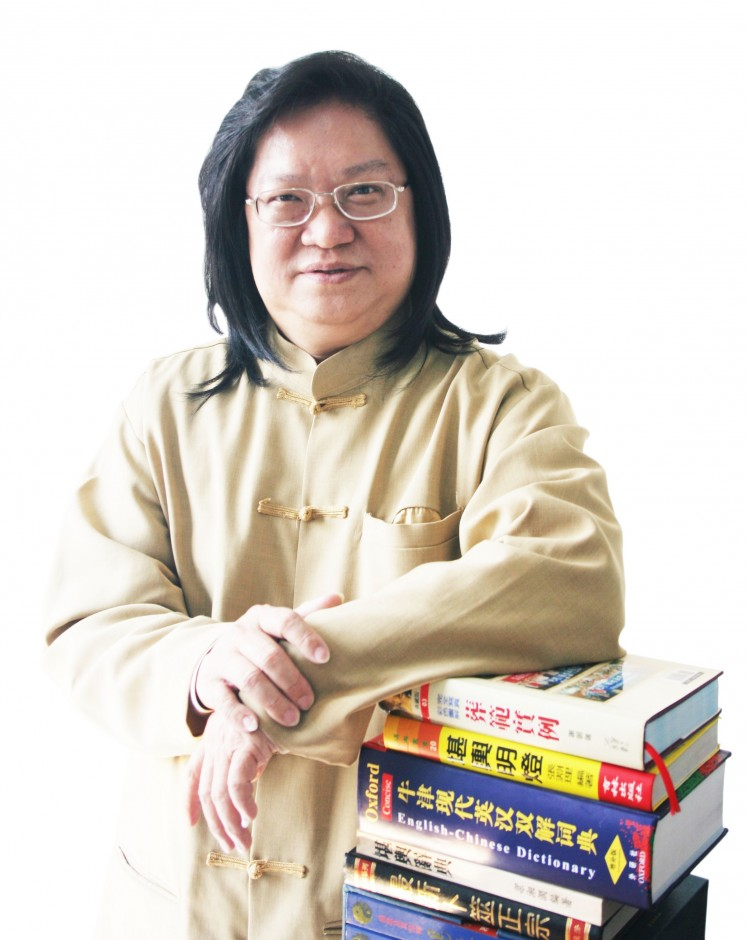 Hong Xiang Yi, a renowned feng shui expert in Jakarta