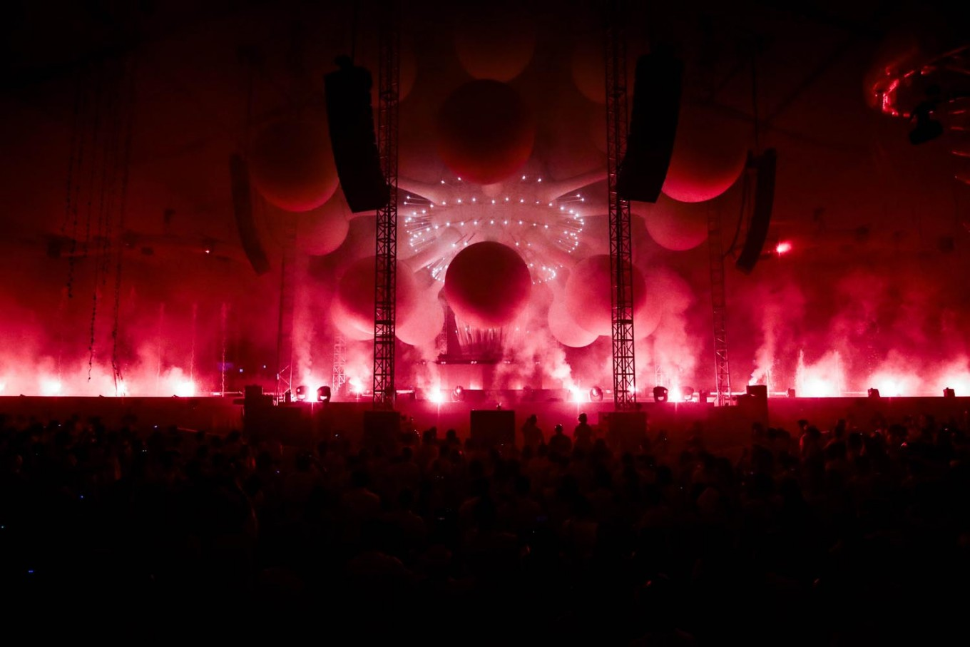Sensation music festival to present new show in Thailand