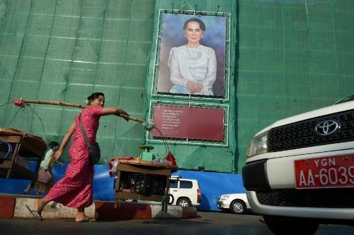 Canada strips Aung San Suu Kyi of honorary citizenship