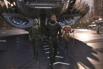 Well-made 'Black Panther' poses important question