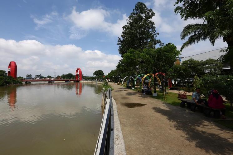 Gajah Park in Tangerang