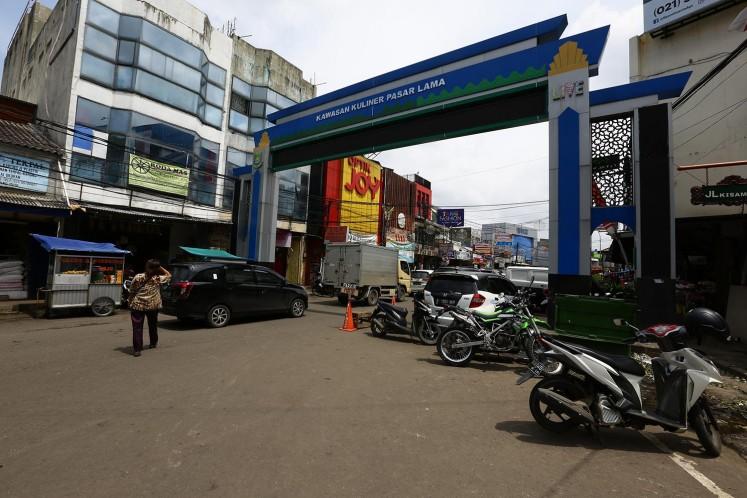 Jakpost guide to Jl. Benda
